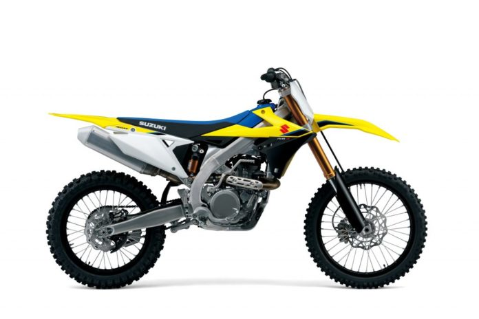 Suzuki RMZ 450 Reduced price